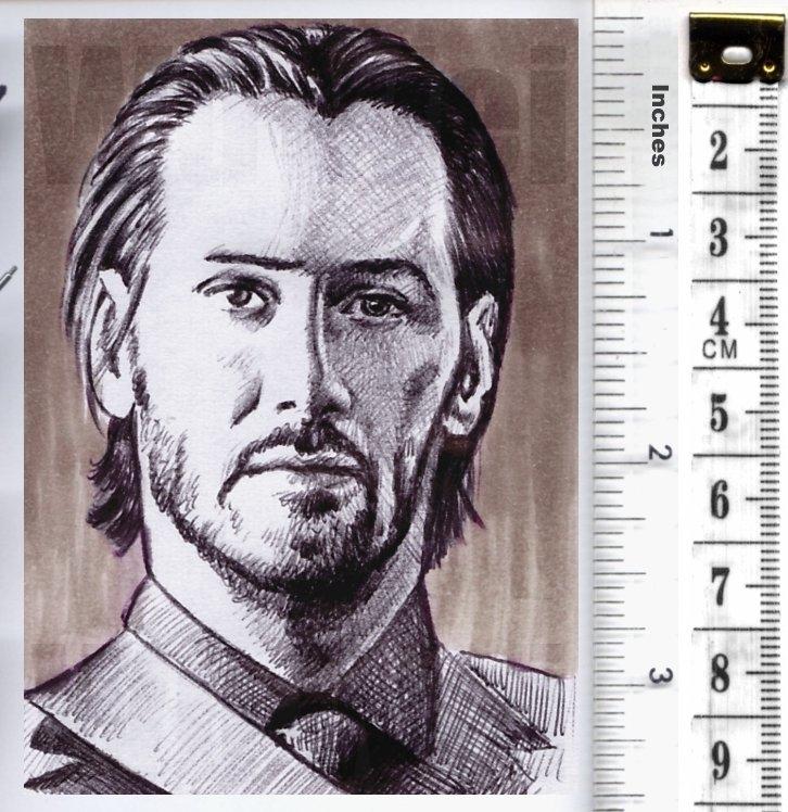 Keanu Reeves par wu-wei
